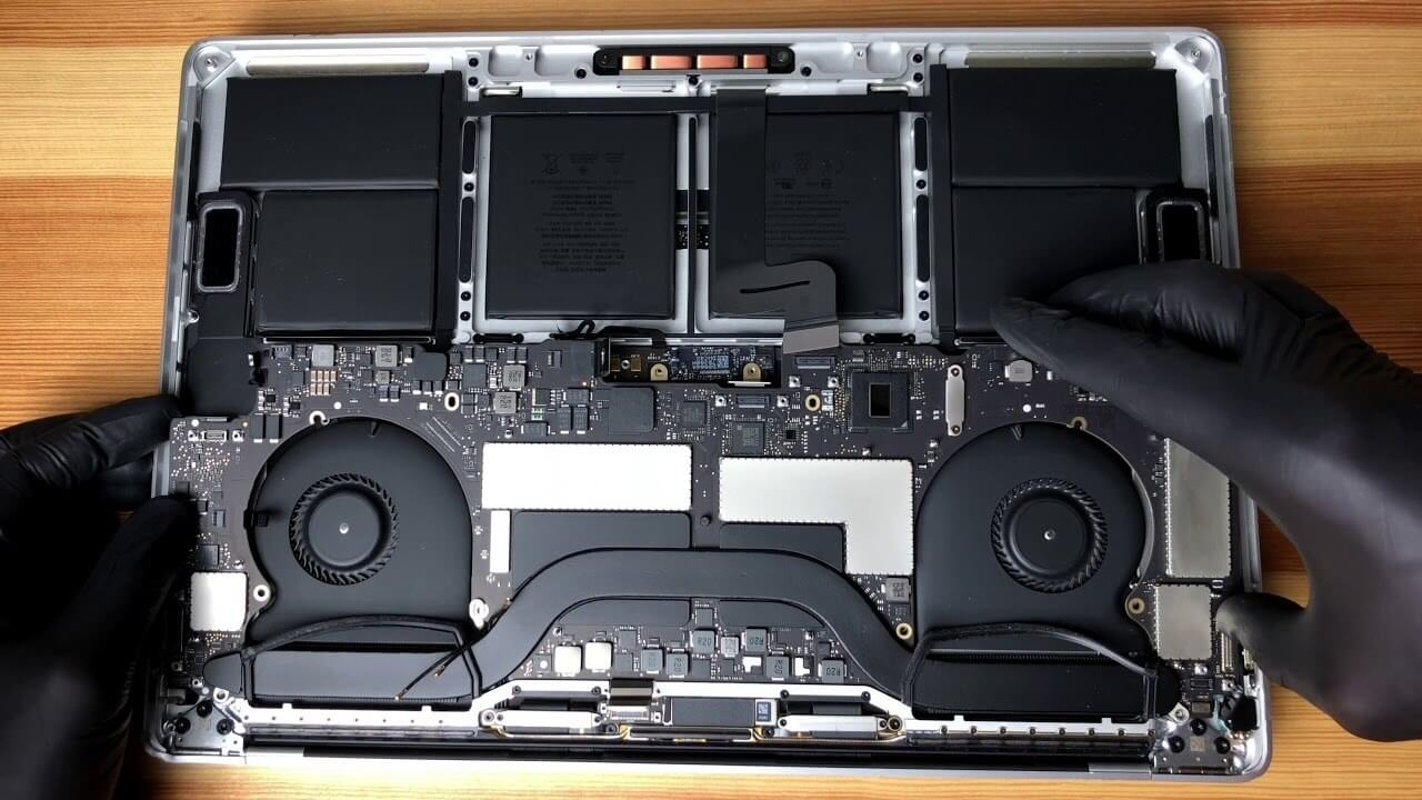 Macbook UpgraLydia